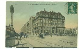 13/MARSEILLE, Place De La Joliette, Les Docks (COULEUR) - Non Classés