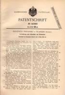 Original Patentschrift - I. Fernandez In Figaredo , Spanien , 1903 , Diamant - Maschine , Diamond , Diamanten !!! - Machines