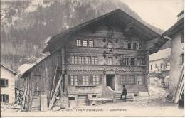 5042 - Montbovon Chalet Fribourgeois - FR Fribourg
