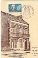 FRANCIA 1973  MAXIMUM  SANTA TERESA DEL BAMBIN GESU' - Cartoline Maximum
