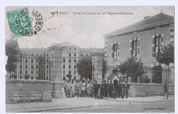 CpaSAINT MIHIELEntrée Des Casernes Du 150ème Rgt D'infanterie  1908 (55b61 ) PRIX FIXE - Saint Mihiel