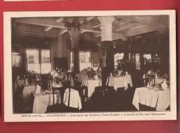 Q0921 Valparaiso Astur Hotel, Comedor,Calle Dondell,main Restaurant.Non Circulé. - Chile