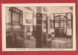 Q0923 Valparaiso Astur Hotel, Gran Hall, Calle Condell Lounging Salon.Non Circulé. - Chile