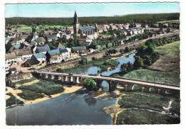 -HERBITZHEIM.67.en Avion Au Dessus De...le Pont.la Sarre.1964. - France