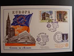 PORTUGAL LISBOA CONSEIL DE L´EUROPE EUROPA PARLAMENT EUROPA - 1910-... République