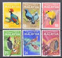 Malaysia 20+  (o)  FAUNA  BIRDS - Malaysia (1964-...)