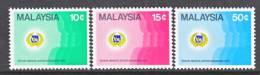 Malaysia  131-3   *   IWY - Malaysia (1964-...)