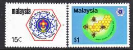 Malaysia  168-9   *  SCOUTING - Malaysia (1964-...)