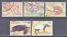 Malaysia  175+  (o)  Wmk.  FAUNA - Malaysia (1964-...)