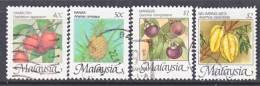 Malaysia  329+  (o)   FRUITS - Malaysia (1964-...)