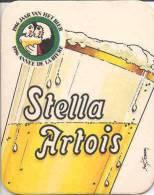 #St154 Stella-viltje ( Bier ) - Sous-bocks