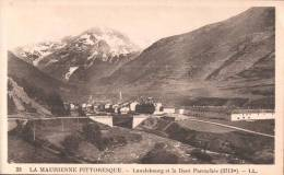 73 LANSLEBOURG ET LA DENT PARRACHEE PAS CIRCULEE - Autres Communes