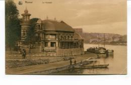 """Ancienne Cp """"Namur, Le Kursaal"""" Avec Valeur Et Cachet 190? - Namur"""