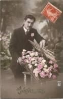 Cadeau D'anniversaire Homme Et Fleurs  -édition  An 1281 TB - Geburtstag