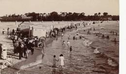 Montevideo  Playa Ramirez  Real Photo - Uruguay