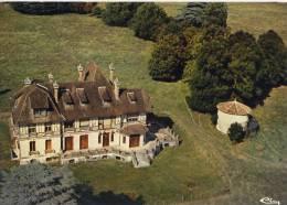 """THENAC. - Le Château Du """"Gai Logis"""". Très Beau Plan CPM - France"""