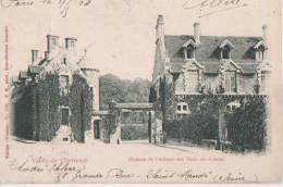 Chateau De L' Abbaye Des Vaux De Cernay ) - Vaux De Cernay