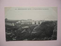 BELLE-ISLE-EN-MER- SAUZON  -  Propriété De Madame SARAH-BERNHARD - Belle Ile En Mer