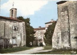 BURIE. - L'Abbaye De Fontdouce.  CPM - France
