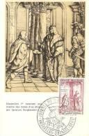 MAXIMA 1957 - Maximumkarten (MC)