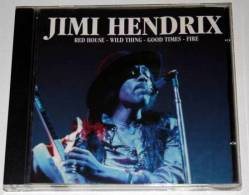 CD - Jimi HENDRIX : Red House - Rock