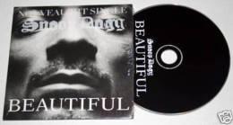 SNOOP DOGG Beautiful * CD Single + Video Clip *** Excellent état - Rap & Hip Hop