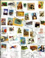 "AUSTRALIA LOT91 MIXTURE OF50+ USED STAMPS SOME 2010/12 INC.$1.20 ""WWI"", MONGOLIA POSTMARK ETC.READ DESCRIPTION!! - Lots & Kiloware (mixtures) - Max. 999 Stamps"