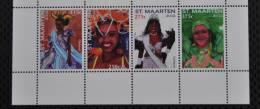 SINT MAARTEN ++ NEW NEW ++ 2012 SERIE  CARNAVAL MNH NEUF ** - Curacao, Netherlands Antilles, Aruba