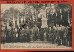 CPA 88,   Menil-sur-Belvitte,   Céremonie  Du 229-9-1921,   Cité à L'ordre Des Armée, Militaria, Nov 2012 GER-0624 - Francia