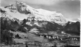 CPSM 38 TREMINIS LE GRAND FERRAND ET LES GROTTES DE LA FAITOUR - France