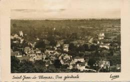SAINT JEAN LE THOMAS - Vue Générale - France