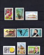 CHOCOLAT NESTLE ET KOHLER - Les Merveilles Du Monde + Les Merveilles Du Monde N°2: Lot De 9 Images. - Schokolade