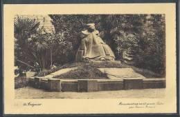 - CPA 22 - Tréguier, Monument Aux Morts - Tréguier