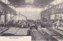 Ateliers De Construction D'Enghien Halle De Montage - Enghien - Edingen