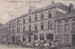 Florenville Hotel De La Poste. Téléphone N° - Florenville
