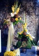 Photo,Floralies De Bourg En Bresse (01) , Composition Florale - Foto