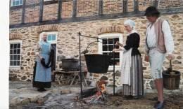 BR31070 Dyeing Wool In Old Salem Winston Salem    2 Scans - Winston Salem