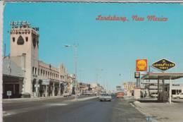TANKSTELLE - SHELL Petrol Station - Lordsburg New Mexico, U.S. Highway 70-80-180 - Ansichtskarten