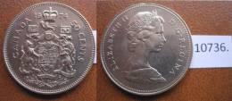 Canada 50 Centimos 1974 - Monedas