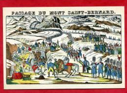 Passage Du Mont Saint-Bernard  Imagerie Pellerin D´EPINAL - Epinal