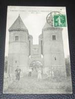 Airaines - ( Somme ) - Les Ruines Du Château Du Duc De Luynes - 16 Em Siècle  :::::: Animation - Non Classificati