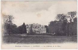 1473-France 61-Environs D´alencon-Lonray-Le Chateau Et Le Parc-Ed Neurdein Et Cie - Alencon