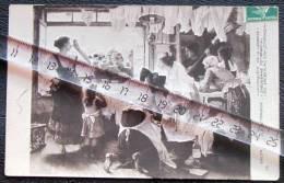 "Carte Anti Allemande "" La Conquète De La Lorraine"" 1911 Provenant De Nancy - Francia"