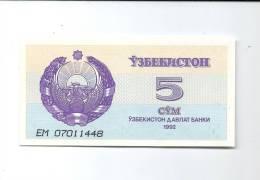 5  CYM --- 1992  --  VEDI SCANSIONE-- - Billets