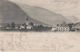 --vintage-postcard-osterr Eich-karnten-kirchbach Im Gailthal-1900 - Non Classés