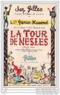 CHEZ  GILLES  5 AVENUE DE L´OPERA  PARIS -  La Cie  GRENIER - HUSSENOT - LA  TOUR DE  NESLES - Programas