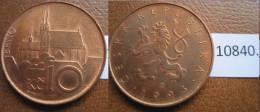 Republica Checa, Chequia 10 Coronas 1993 - Monedas