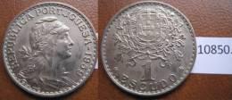 Portugal 1 Escudo 1959 - Monedas