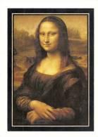 Cp, Peintures Et Tableaux, ALa Joconde - Léonard De Vinci - Peintures & Tableaux