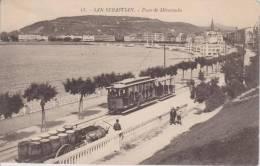 Lot 3 Cpa-espana-pais Vasco-san Sebastian - Guipúzcoa (San Sebastián)